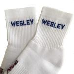 wesley-netball-club-socks-against-white